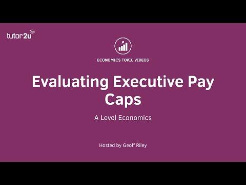 Evaluating Executive Pay Caps