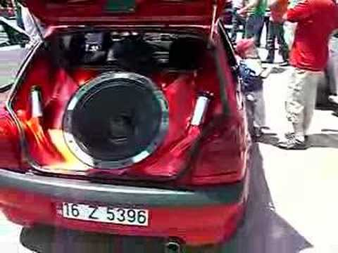 Tuning Bursa Car Audio Youtube