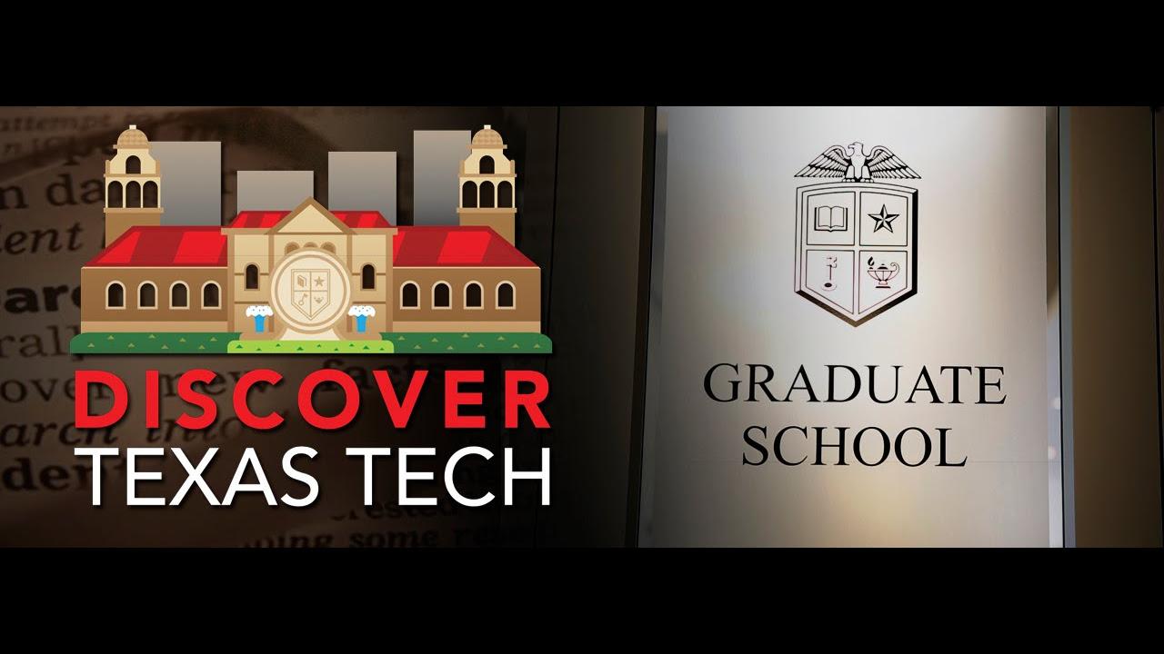 graduate school graduate school ttu