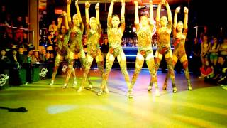 "GO-GO dance studio ""QUEENS"" Преподаватель Оля Бойко"
