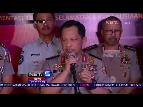 Kapolri Imbau Penyidik Bareskrim Polri Cermat Tangani Kasus Pimpinan KPK - NET5