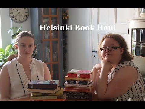 Helsinki Book Haul