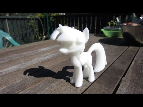 Make your 3D Printed parts look professional with Acetone and a Rice cooker! - 2014