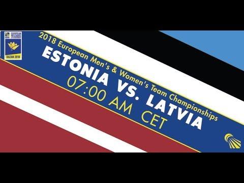 2018 EMTC Estonia - Latvia (Court 5)