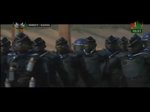 rtb/Gaoua 2017: Défilé Militaire du 11 Décembre