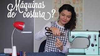 Patrícia Cardoso: Dicas para escolher sua máquina de costura