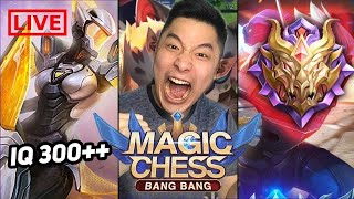 🔴 CHESS NO LIMIT ABANGNYA CHESSICA - MYTHIC 18000 - Magic Chess Mobile Legends YouTube Videos
