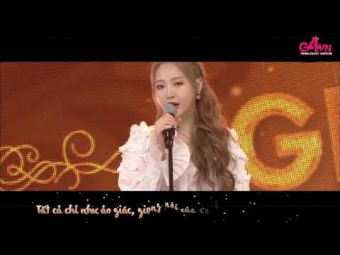 [Vietsub] Girl's Day - Love Again @ The Show