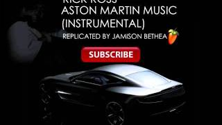Rick Ross - Aston Martin Music (Instrumental)