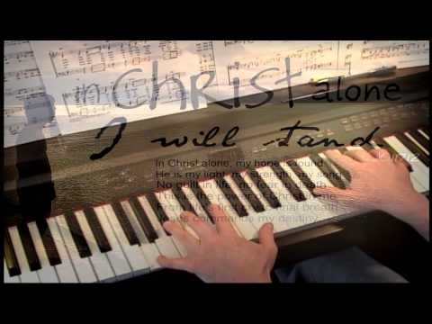 In Christ Alone -- Piano