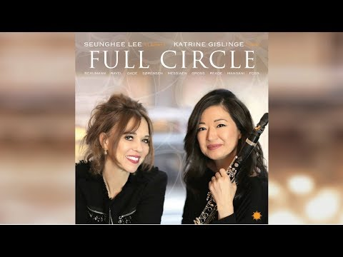 FULL CIRCLE ~ NEW Release by Seunghee Lee