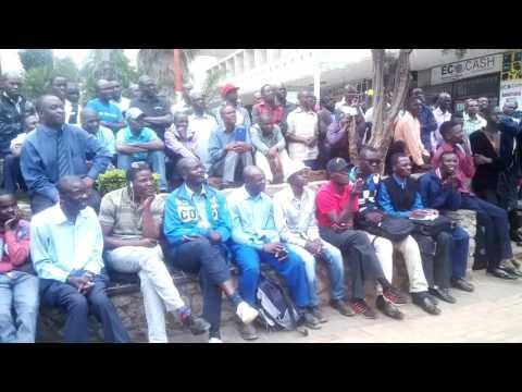 Evangelist T. Muparinga_Mwari Vanowedzera Zvaita Sei