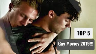 Best Gay Movies 2019!!! TOP 5 Ranking!!!