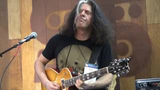 Alex Skolnick(TESTAMENT) Guitar Play@NAMM2017 SEYMOUR DUNCAN