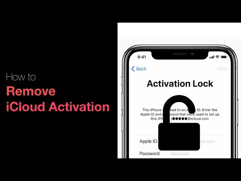 How to Remove iCloud Activation Lock on iPhone/iPad/iPod touch