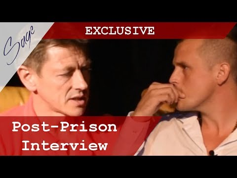 The Post-Prison Interview