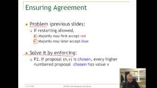 Lecture 10. Unit 2 Paxos-Algorithm