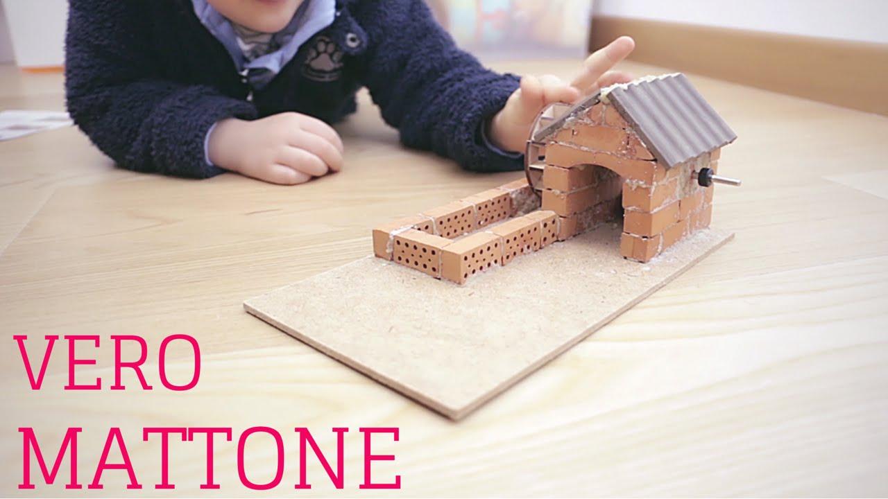 Come costruire un mulino con i mattoncini veri Teifoc