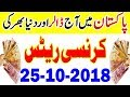 Pakistan Today US Dollar And Gold Latest News | PKR to US Dollar | Gold Price in Pakistan 25-10-18