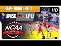Perpetual Altas vs. Pirates | NCAA 93 | MB Game Highlights | August 4, 2017