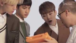 WINTER IVYCLUB MAKING FILM MAIN ver.