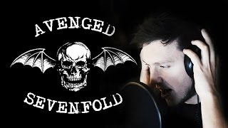 Marrok - Avenged Sevenfold / A Little Piece Of Heaven ᴴᴰ (Studio Cover by Brian Pearl from Marrok)