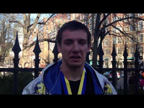 BostInno Boston Marathon Reflections  Ben Spevack