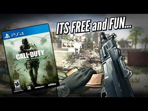 Modern Warfare Remastered In 2019 Is Super Fun And FREE..