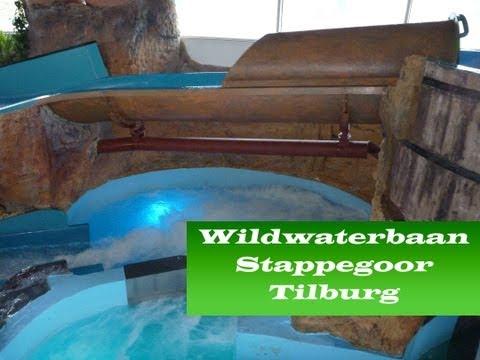 Wildwaterbaan 35m Stappegoor, Tilburg Holland