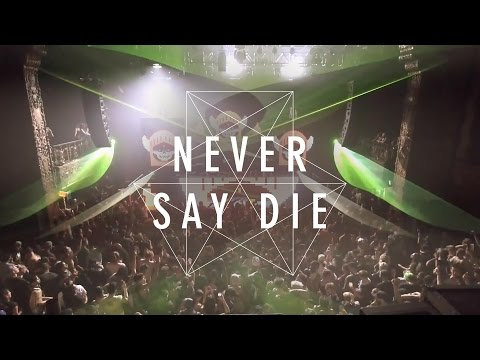 Never Say Die Fall Tour 2016 - Los Angeles (Official Recap)