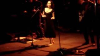PJ Harvey and John Parish - Leaving California live at Minneapolis Zoo Amphitheater 6/13/09