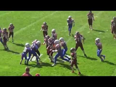 PW Patriots Freedom vs  Deadwood Lead 49ers 10-1-16