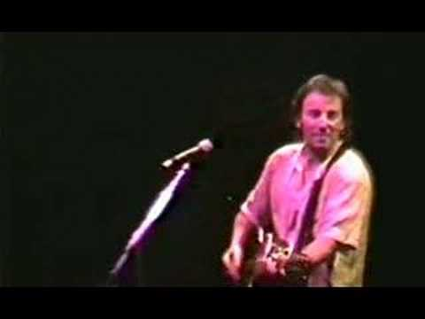 Bruce Springsteen - 57 Channels (And Nothin' On) Acoustic