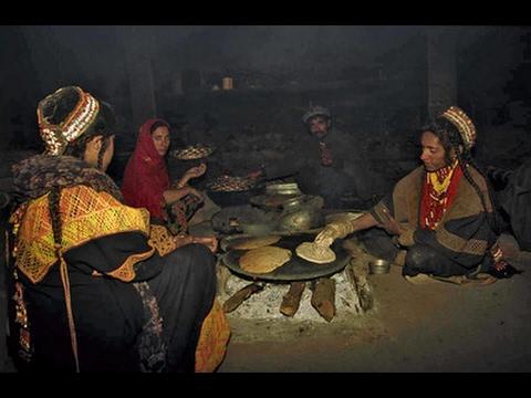 Life of People In Kalash Vally Pakistan