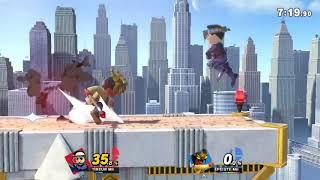 Super smash bros ultimate epeiste mii vs tireur mii