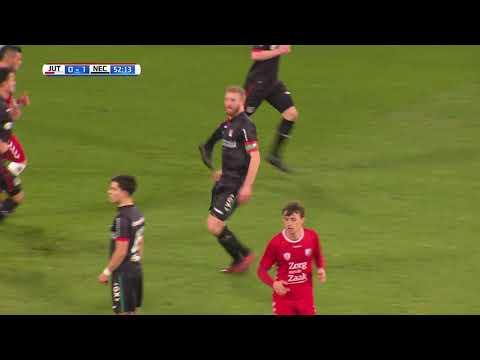 Samenvatting Jong FC Utrecht - N.E.C. (12-03-2018)