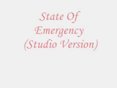 State Of Emergency (Studio Version) Who I Am FULL ALBUM