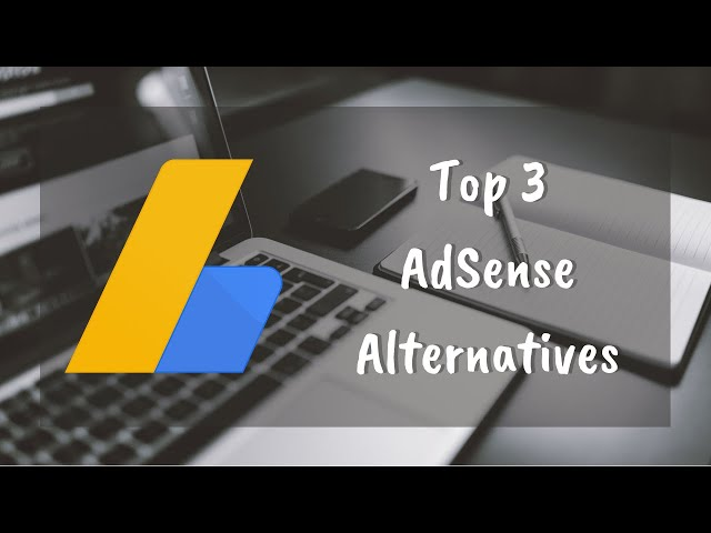 Top 3 Adsense Alternatives (My Opinion) (Hindi) - Make Money Online
