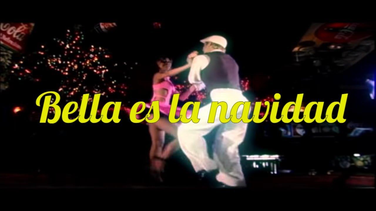 Bella Es La Navidad - Richie Ray y Bobby Cruz /  Discos Fuentes (Video Oficial)