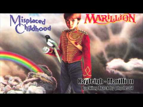 Kayleigh - Marillion [Instrumental Cover by phpdev67]