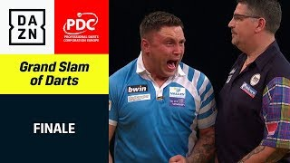 Außenseiter Price trifft im Finale auf den Flying Scotsman: Grand Slam Of Darts | Highlights DAZN