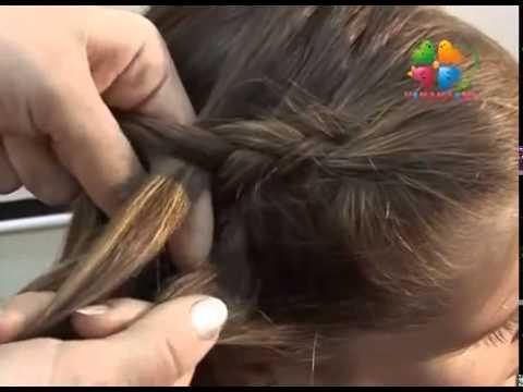 Для вас урок, как научиться плести косы