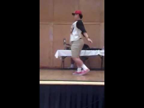 U Got Talent, Pacific Islander Awareness Week - University of Utah_George Brown