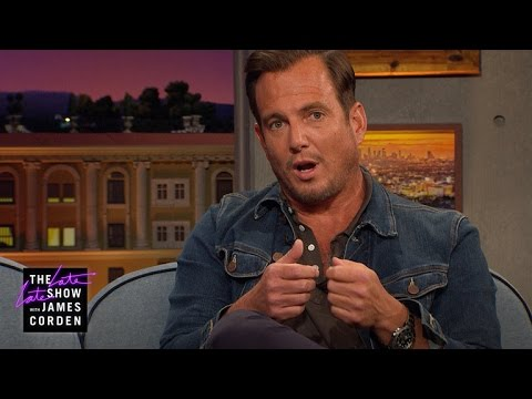 Thumbnail: Will Arnett Hits Up Prince Harry When In London