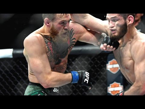 Mcgregor Khabib Highlights