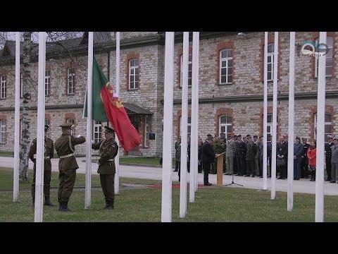 NATO küberkaitsekeskuses tähistati Portugali liikmeks saamist