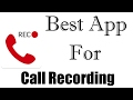 Voice Call Recorder Application Best Call Recorder App For Android 2017 By TIIH