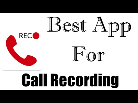 Voice Call Recorder Application -- Best Call Recorder App For Android 2017 - By TIIH