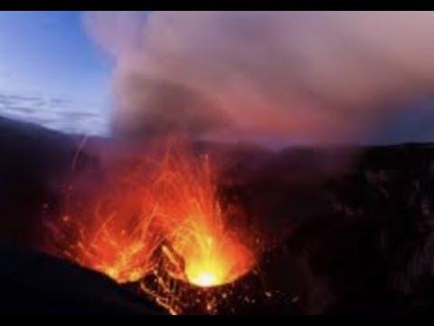 """Breaking """"Massive Volcano Eruption In Indonesia"""""""