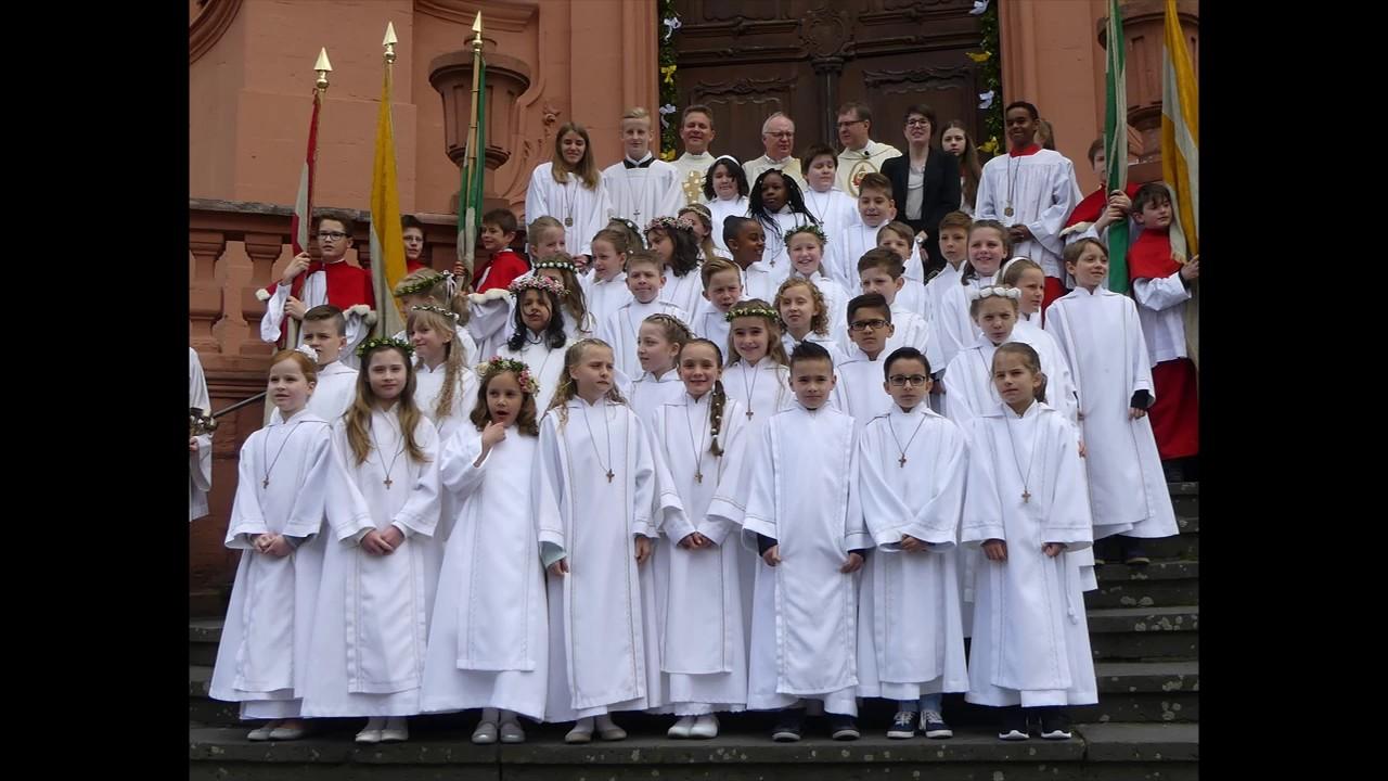 Erste Heilige Kommunion 2017